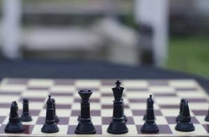 チェス 子供
