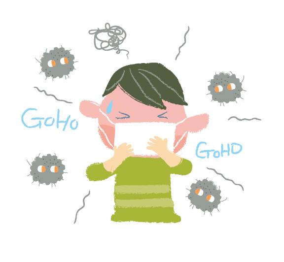 咳が止まらない夜の対処法!子供にも効く民間療法