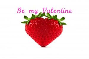 バレンタイン 苺