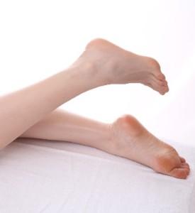 足の裏の角質除去