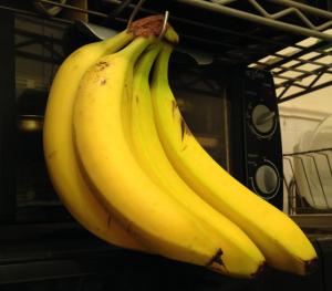 バナナ 保存方法 S字フック