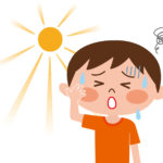子供の熱中症対策!役立つグッズ&知識と対処法