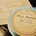シアバターは乾燥肌の保湿に効果的?【オーガニック・ココロコスメ】口コミ・レビュー